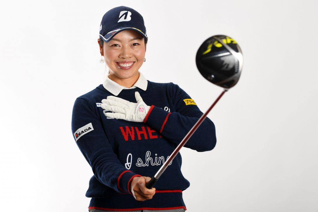 LPGA公式プロフィール写真 西山ゆかり1<Photo:Atsushi Tomura/Getty Images>
