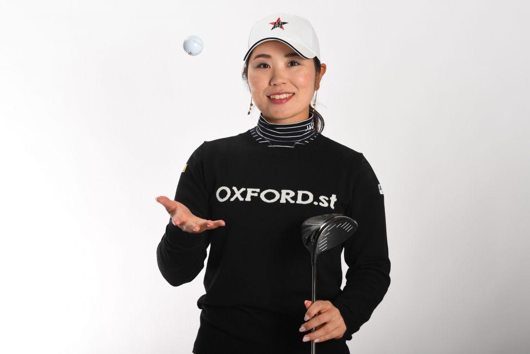 LPGA公式プロフィール写真 比嘉真美子1<Photo:Atsushi Tomura/Getty Images>