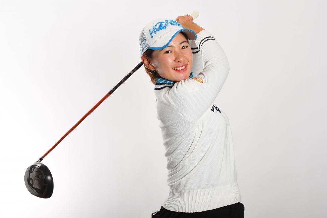 LPGA公式プロフィール写真 永井花奈2<Photo:Atsushi Tomura/Getty Images>