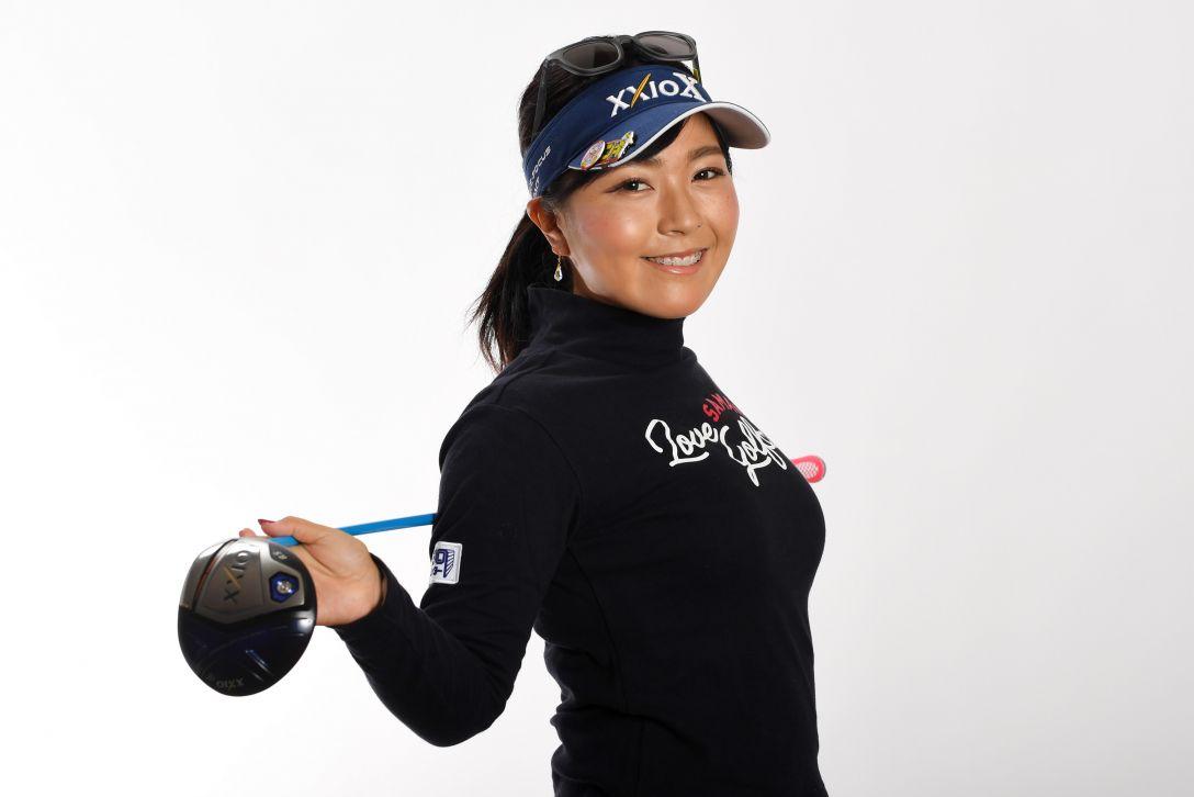LPGA公式プロフィール写真 青木瀬令奈2<Photo:Atsushi Tomura/Getty Images>