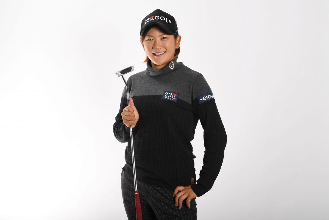 LPGA公式プロフィール写真 成田美寿々3<Photo:Atsushi Tomura/Getty Images>