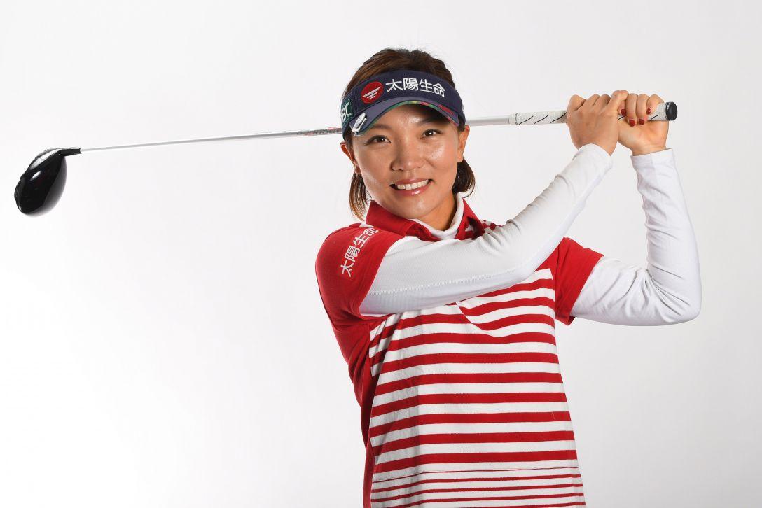 LPGA公式プロフィール写真 テレサ・ルー2<Photo:Atsushi Tomura/Getty Images>