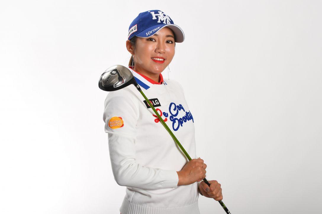 LPGA公式プロフィール写真 イボミ2<Photo:Atsushi Tomura/Getty Images>