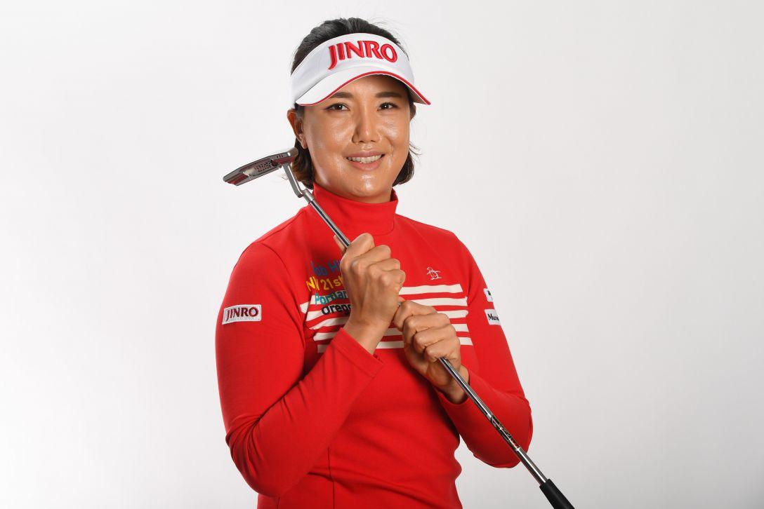 LPGA公式プロフィール写真 全美貞3<Photo:Atsushi Tomura/Getty Images>