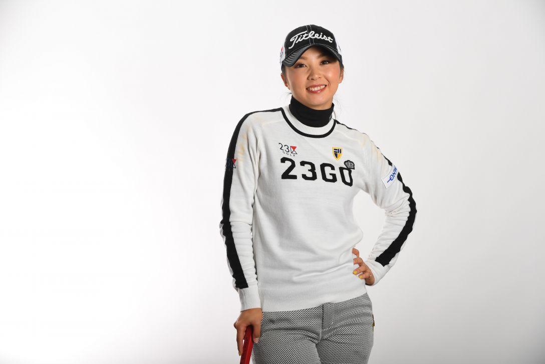 LPGA公式プロフィール写真 菊地絵理香1<Photo:Atsushi Tomura/Getty Images>
