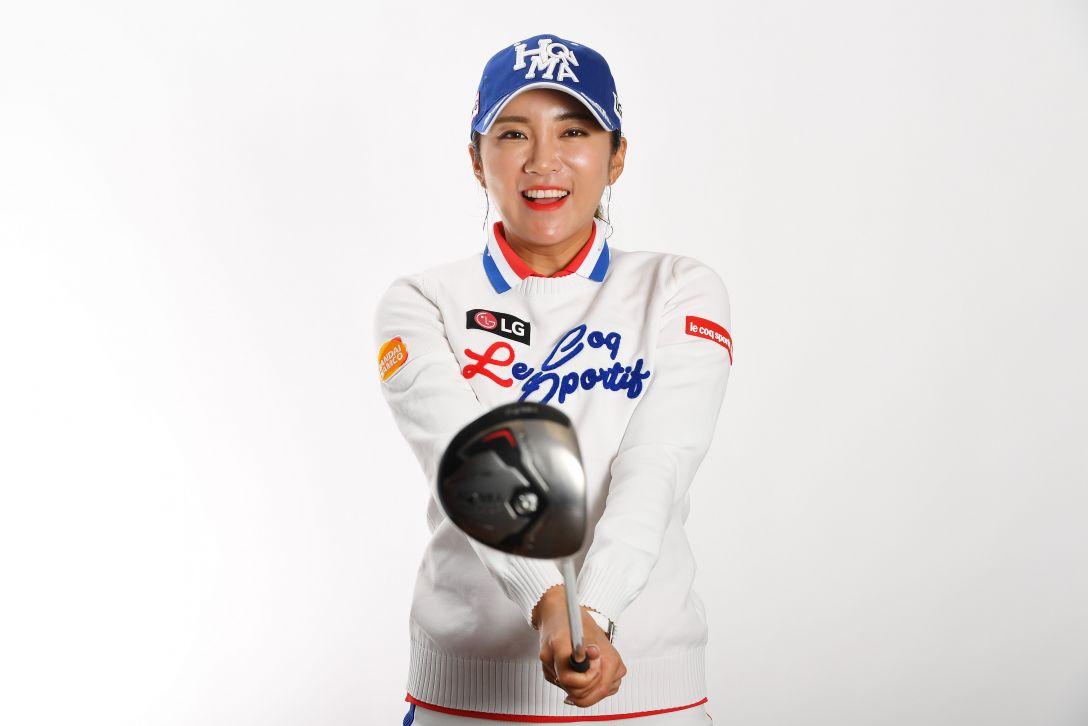 LPGA公式プロフィール写真 イボミ1<Photo:Atsushi Tomura/Getty Images>