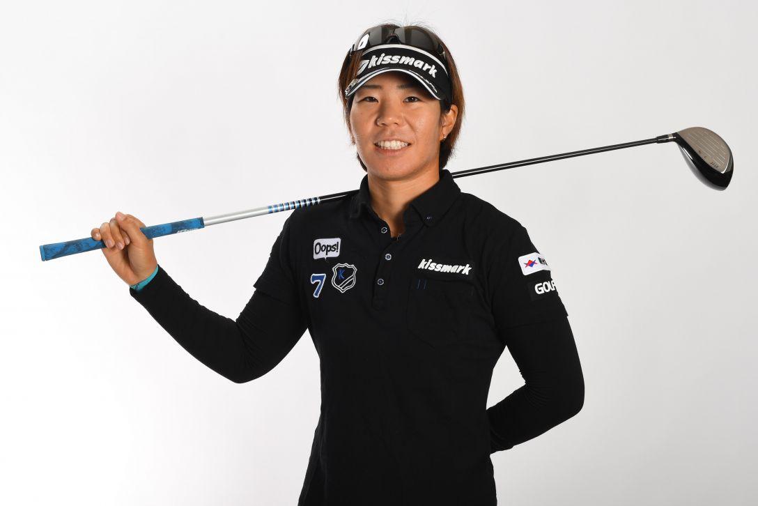 LPGA公式プロフィール写真 穴井詩3<Photo:Atsushi Tomura/Getty Images>