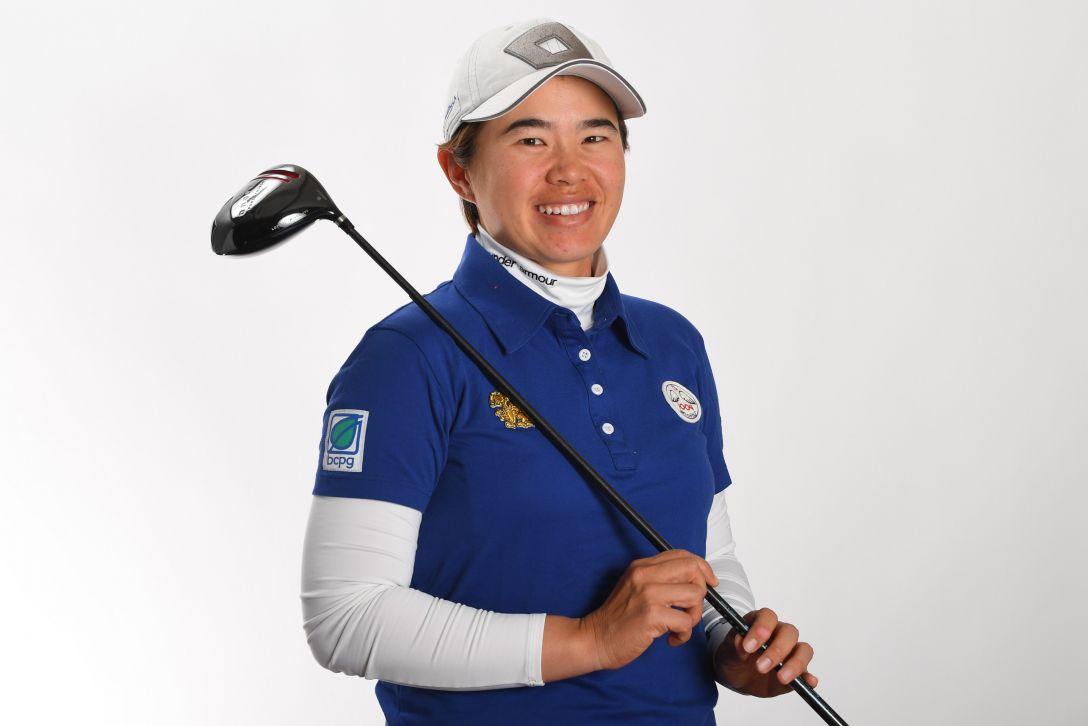 LPGA公式プロフィール写真 O.サタヤ1<Photo:Atsushi Tomura/Getty Images>
