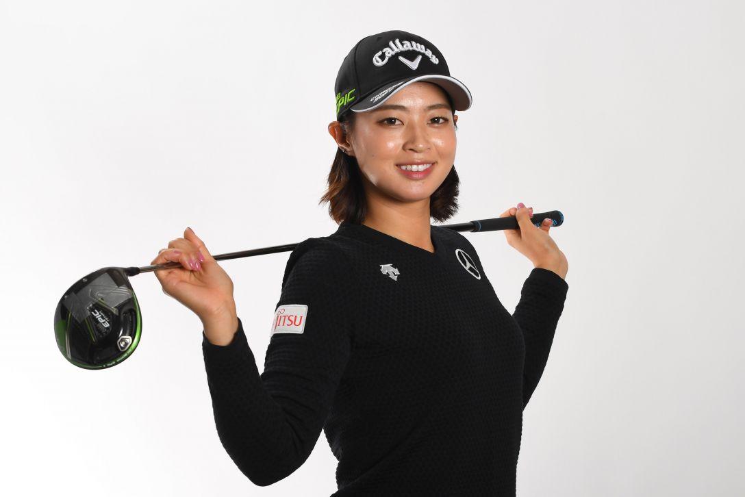 LPGA公式プロフィール写真 柏原明日架2<Photo:Atsushi Tomura/Getty Images>