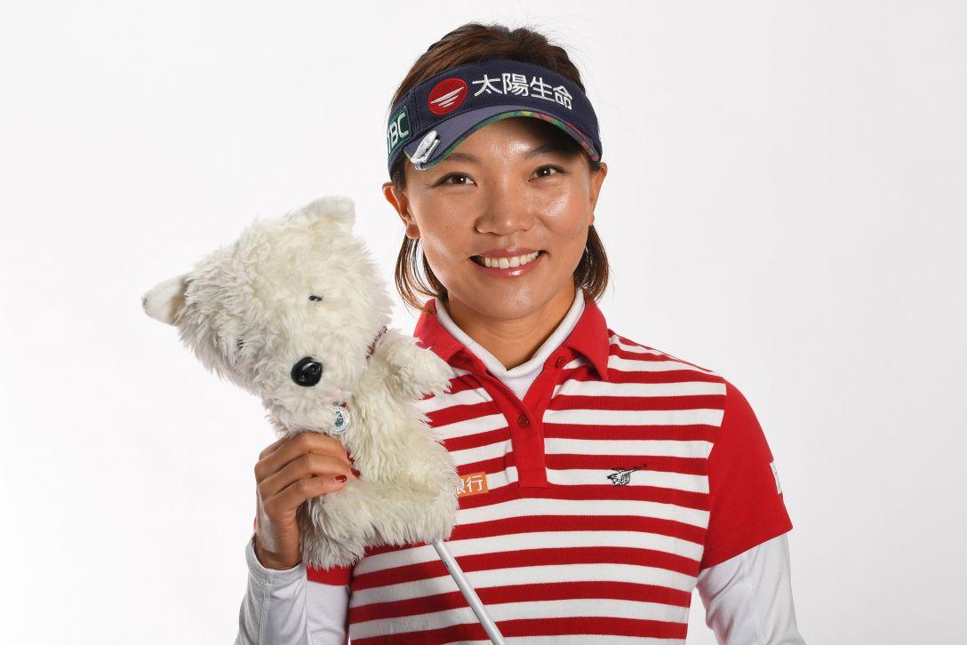 LPGA公式プロフィール写真 テレサ・ルー1<Photo:Atsushi Tomura/Getty Images>