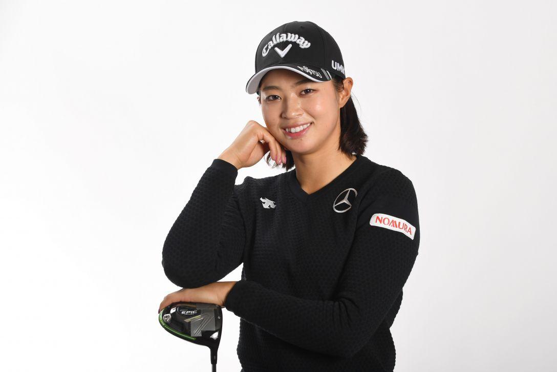 LPGA公式プロフィール写真 柏原明日架3<Photo:Atsushi Tomura/Getty Images>