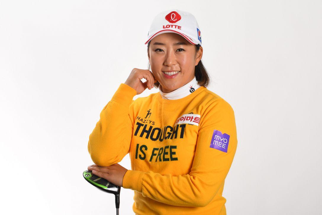 LPGA公式プロフィール写真 キムヘリム1<Photo:Atsushi Tomura/Getty Images>