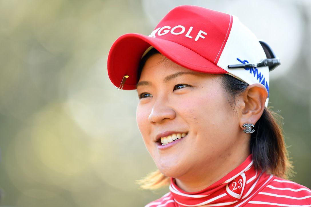 LPGAツアーチャンピオンシップリコーカップ 2日目 成田美寿々 <Photo:Atsushi Tomura/Getty Images>
