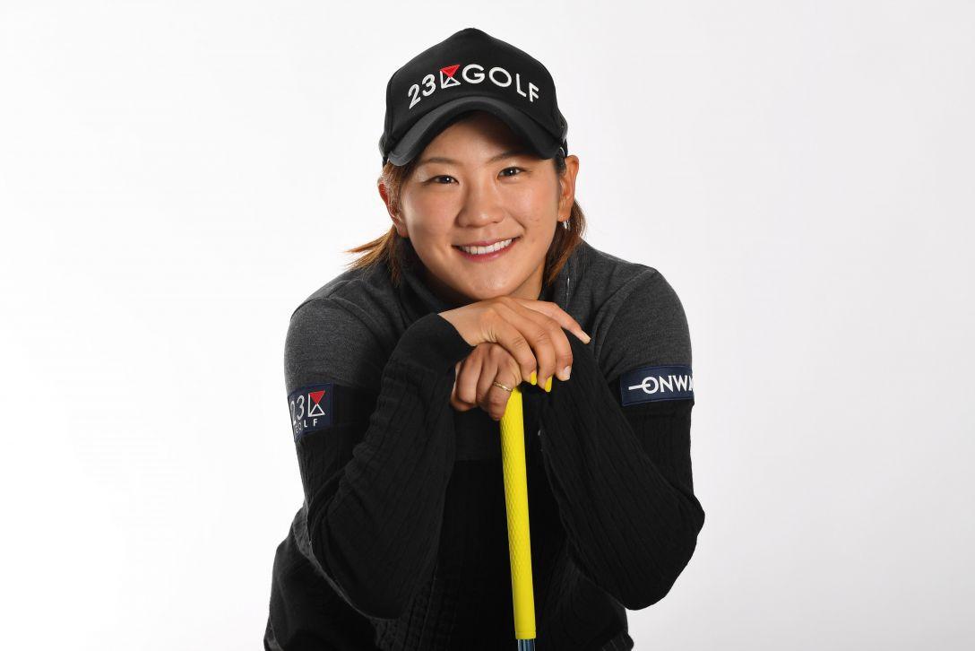 LPGA公式プロフィール写真 成田美寿々1<Photo:Atsushi Tomura/Getty Images>