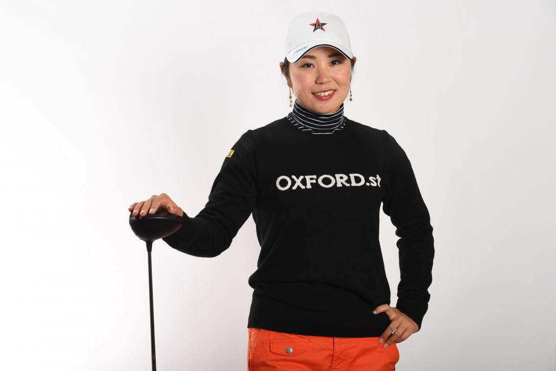 LPGA公式プロフィール写真 比嘉真美子3<Photo:Atsushi Tomura/Getty Images>