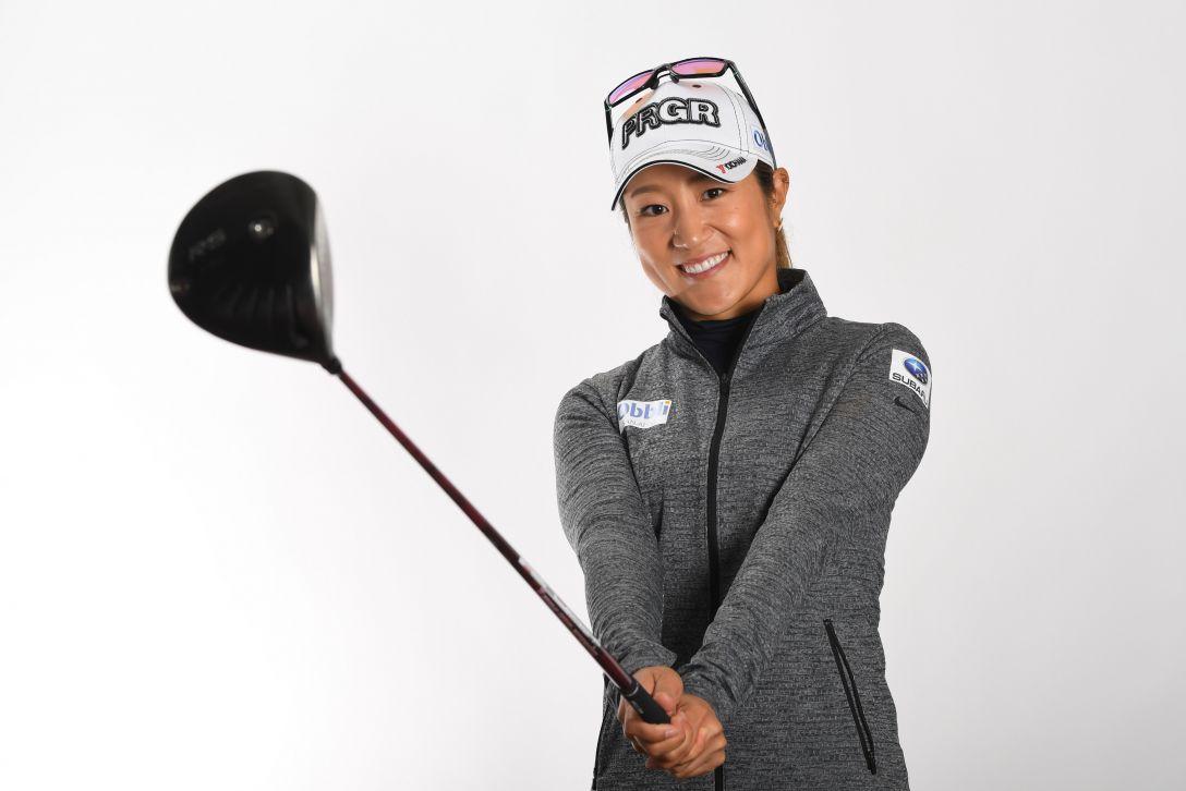 LPGA公式プロフィール写真 藤本麻子1<Photo:Atsushi Tomura/Getty Images>