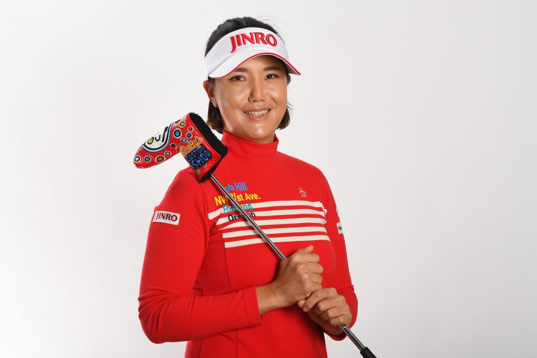LPGA公式プロフィール写真 全美貞2<Photo:Atsushi Tomura/Getty Images>