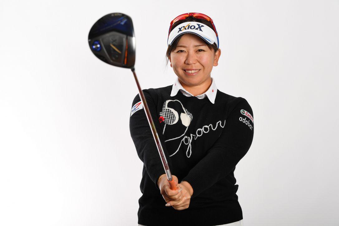 LPGA公式プロフィール写真 吉田弓美子3<Photo:Atsushi Tomura/Getty Images>