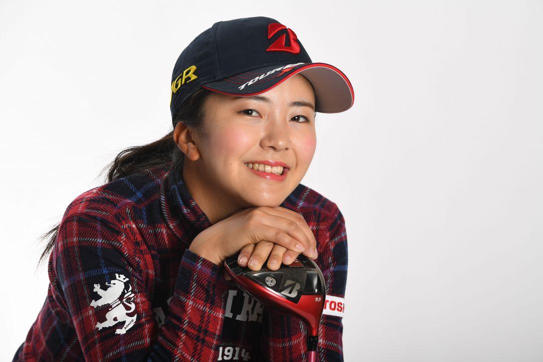 LPGA公式プロフィール写真 堀琴音4<Photo:Atsushi Tomura/Getty Images>