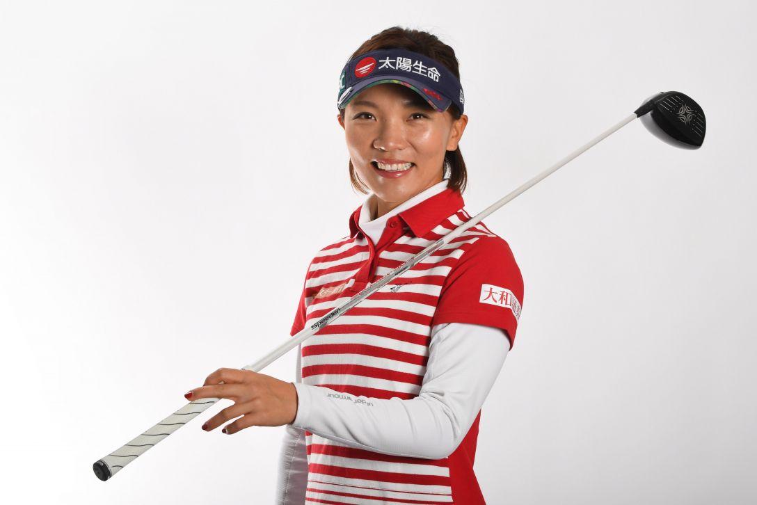 LPGA公式プロフィール写真 テレサ・ルー3<Photo:Atsushi Tomura/Getty Images>