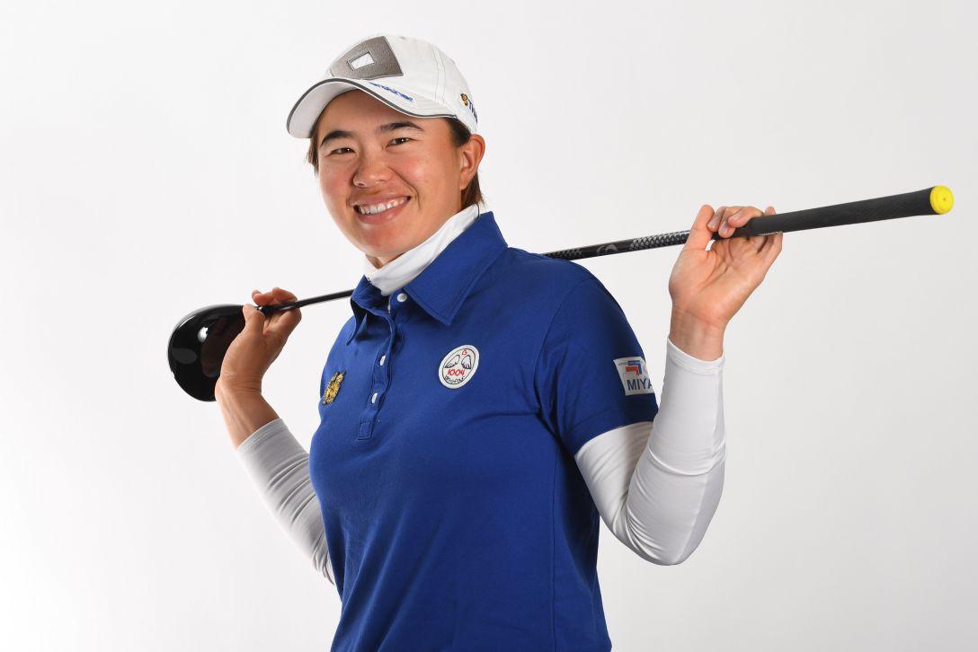 LPGA公式プロフィール写真 O.サタヤ3<Photo:Atsushi Tomura/Getty Images>