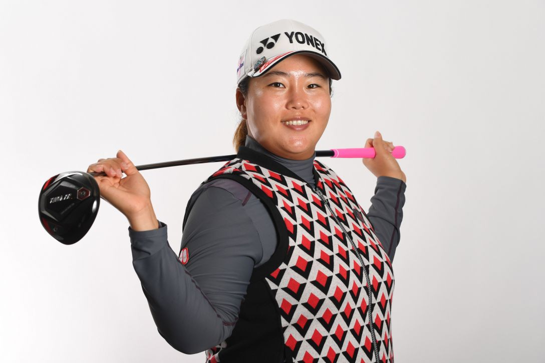 LPGA公式プロフィール写真 アンソンジュ3<Photo:Atsushi Tomura/Getty Images>