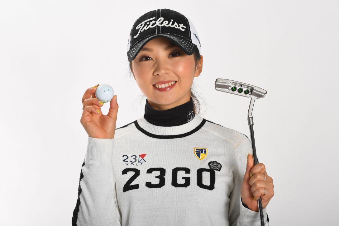 LPGA公式プロフィール写真 菊地絵理香3<Photo:Atsushi Tomura/Getty Images>