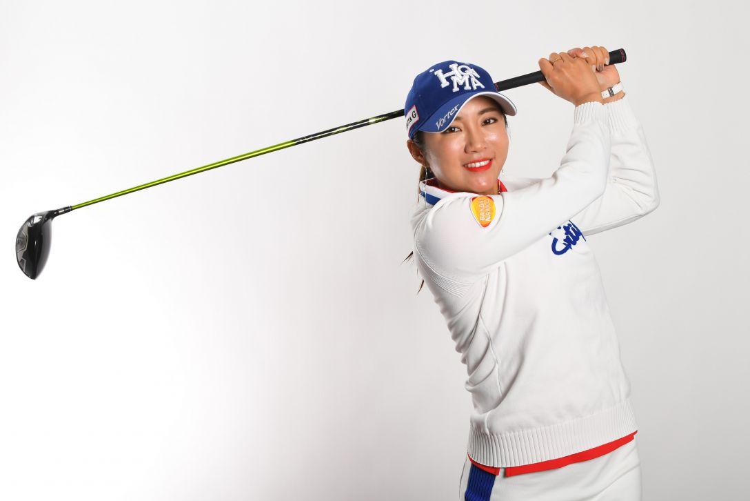 LPGA公式プロフィール写真 イボミ4<Photo:Atsushi Tomura/Getty Images>