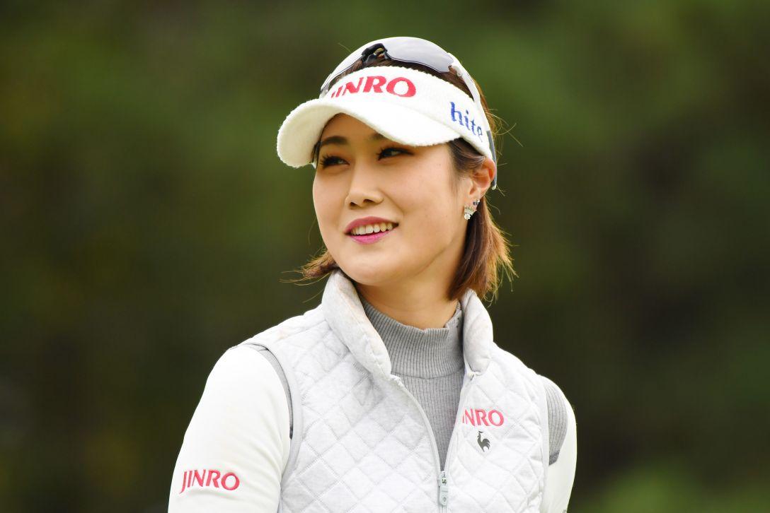 LPGAツアーチャンピオンシップリコーカップ 3日目 キムハヌル <Photo:Atsushi Tomura/Getty Images>