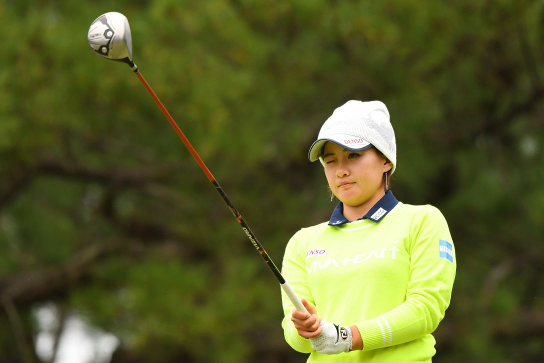LPGAツアーチャンピオンシップリコーカップ 3日目 永井花奈 <Photo:Atsushi Tomura/Getty Images>