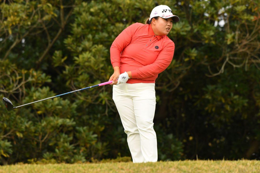 LPGAツアーチャンピオンシップリコーカップ 3日目 アンソンジュ <Photo:Atsushi Tomura/Getty Images>