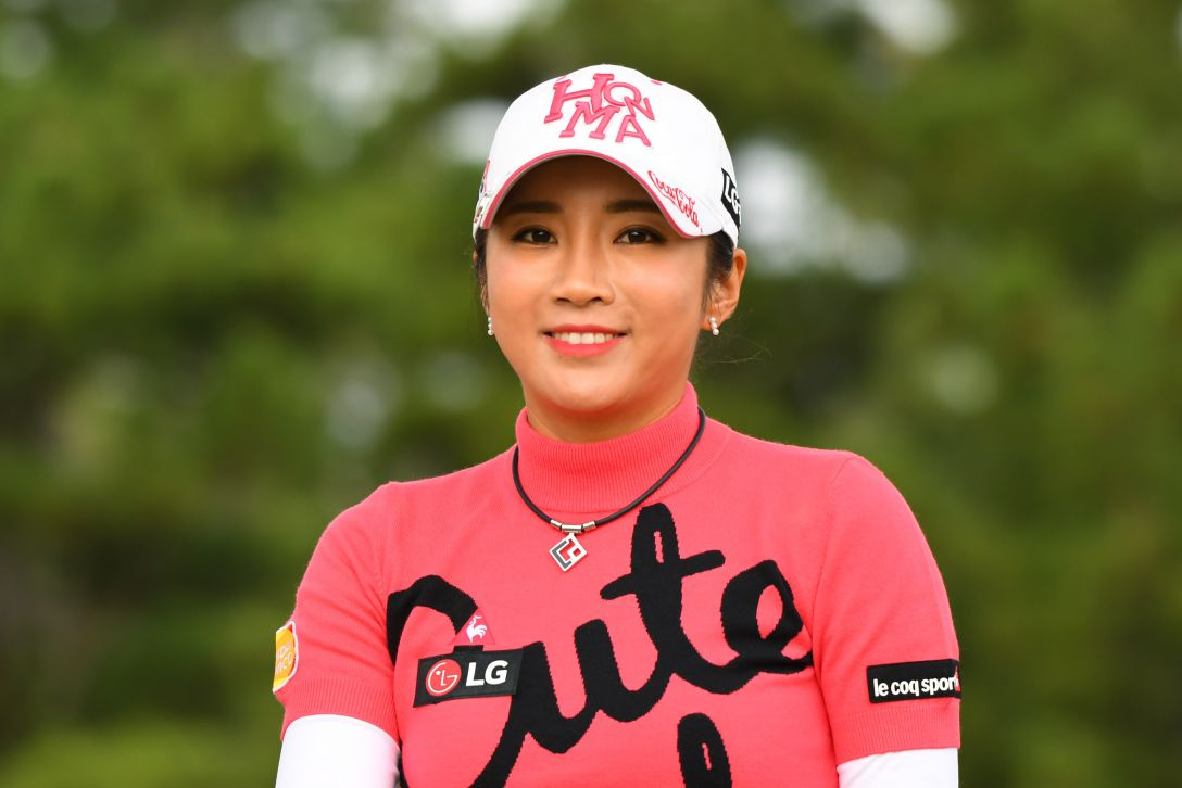LPGAツアーチャンピオンシップリコーカップ 3日目 イボミ <Photo:Atsushi Tomura/Getty Images>