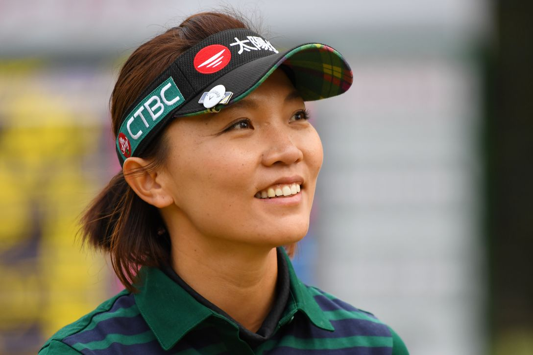 LPGAツアーチャンピオンシップリコーカップ 3日目 テレサ・ルー <Photo:Atsushi Tomura/Getty Images>