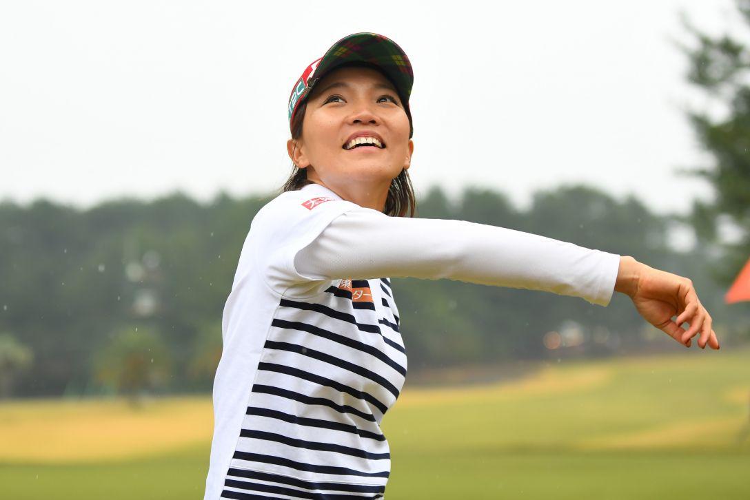 LPGAツアーチャンピオンシップリコーカップ 最終日 テレサ・ルー <Photo:Atsushi Tomura/Getty Images>