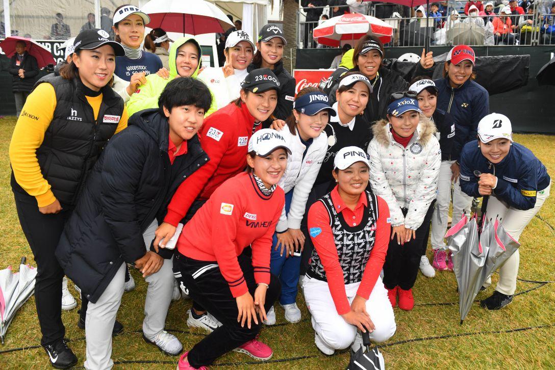 LPGAツアーチャンピオンシップリコーカップ 最終日 鈴木愛 <Photo:Atsushi Tomura/Getty Images>