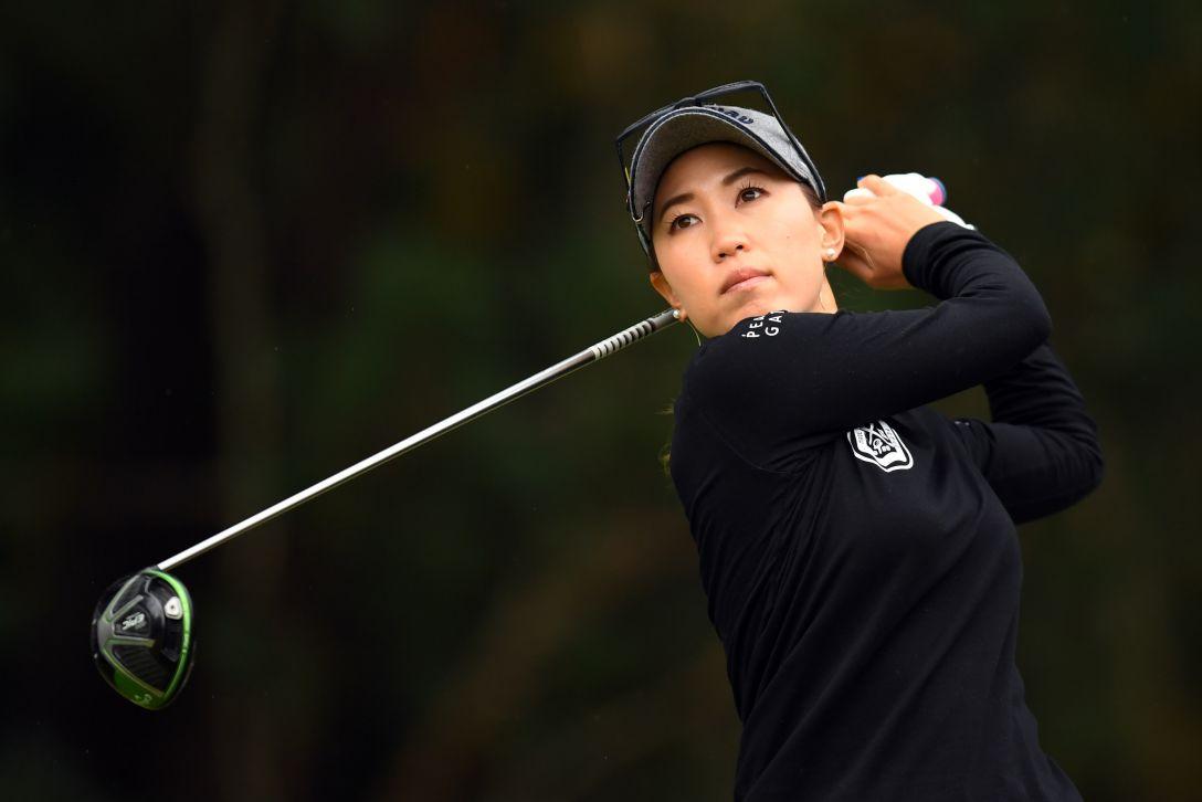 LPGAツアーチャンピオンシップリコーカップ 最終日 上田桃子 <Photo:Atsushi Tomura/Getty Images>