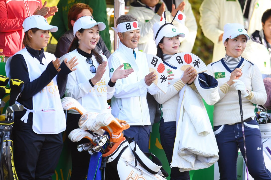 THE QUEENS presented by KOWA<Photo:Atsushi Tomura/Getty Images>