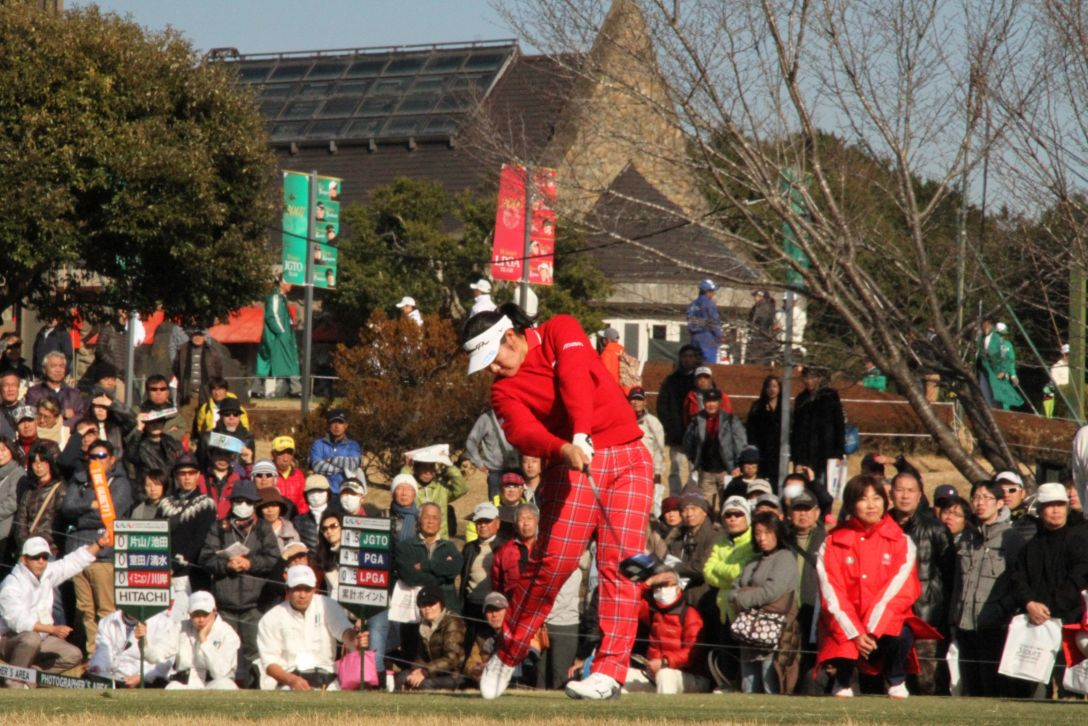 Hitachi 3Tours Championship 2017 川岸史果