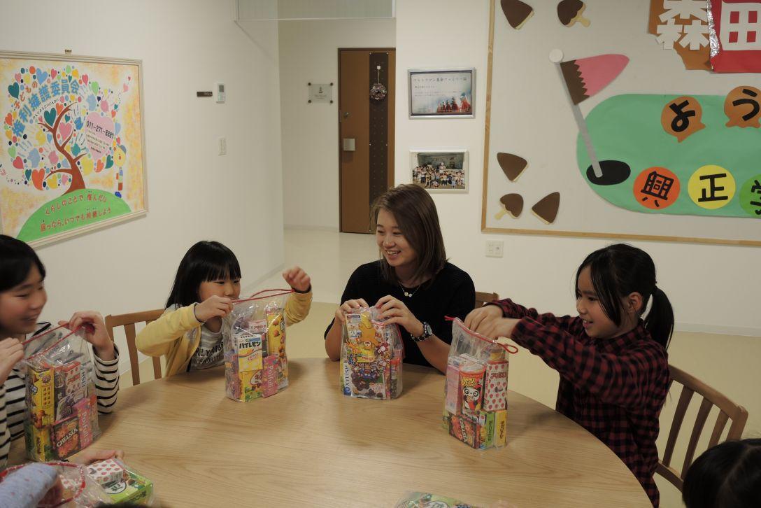 北海道 meiji カップ クリスマスプレゼント 森田遥