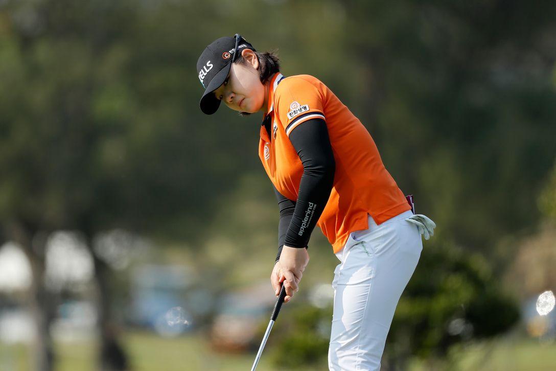 ダイキンオーキッドレディスゴルフトーナメント 2日目 イミニョン <Photo:Ken Ishii/Getty Images>
