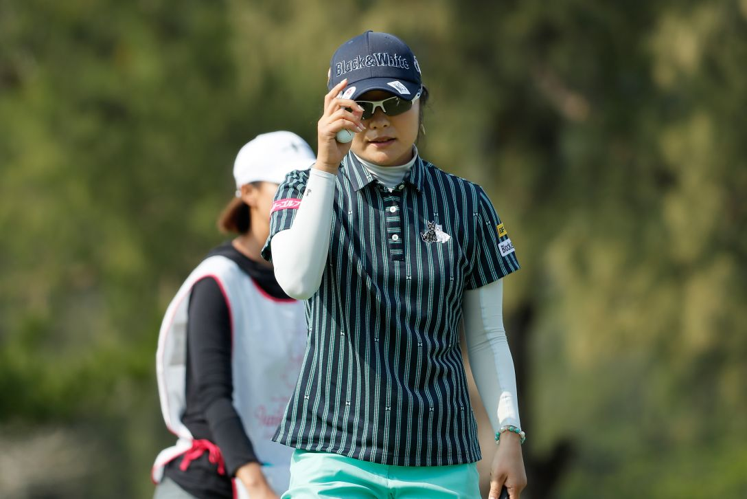 ダイキンオーキッドレディスゴルフトーナメント 2日目 藤田さいき <Photo:Ken Ishii/Getty Images>