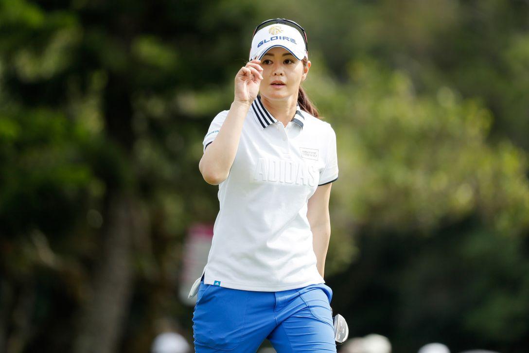 ダイキンオーキッドレディスゴルフトーナメント 最終日 諸見里しのぶ <Photo:Ken Ishii/Getty Images>