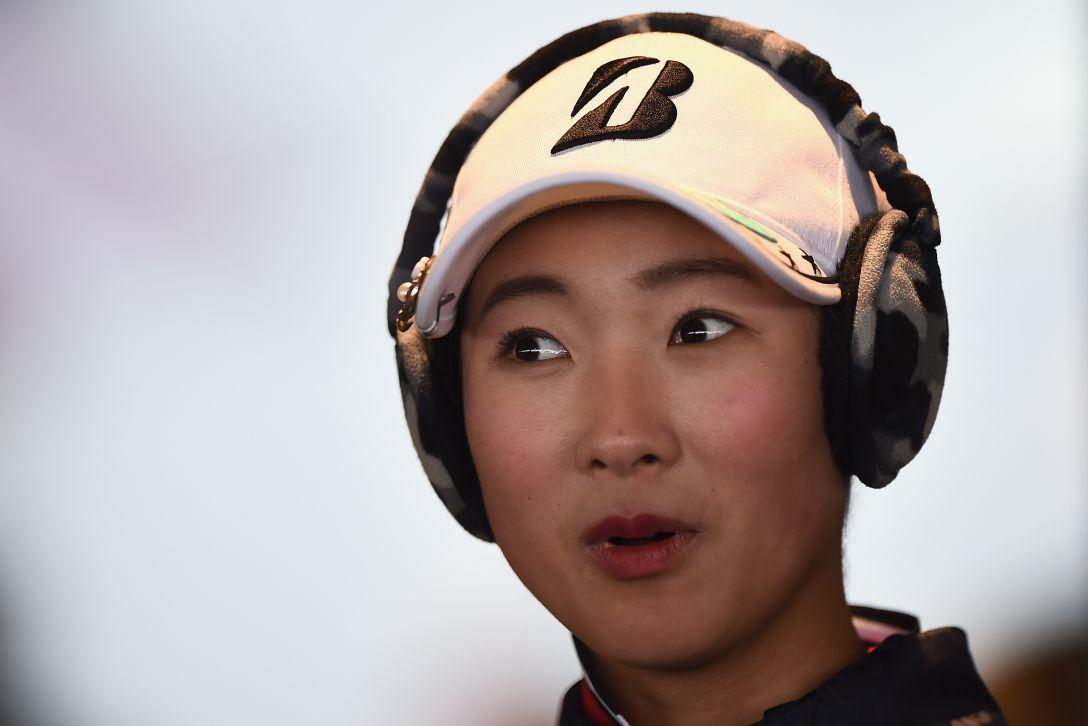 Tポイントレディス ゴルフトーナメント 第1日 松田鈴英 <Photo:Matt Roberts/Getty Images>