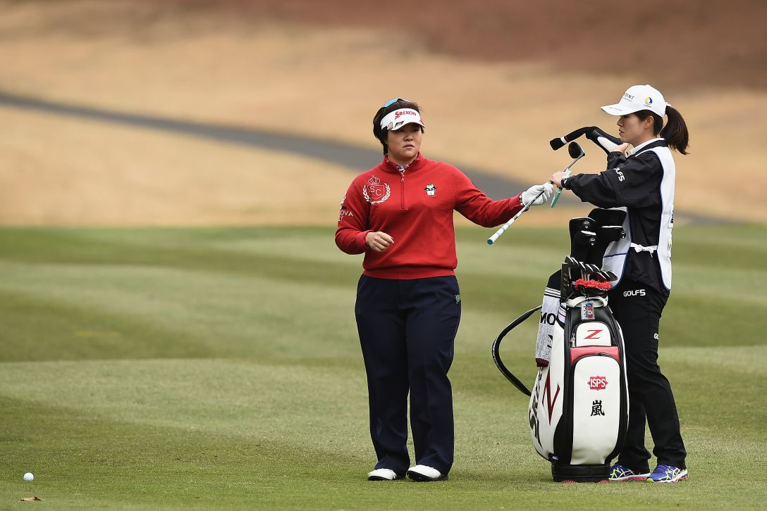 Tポイントレディス ゴルフトーナメント 最終日 酒井 美紀 <Photo:Matt Roberts/Getty Images>