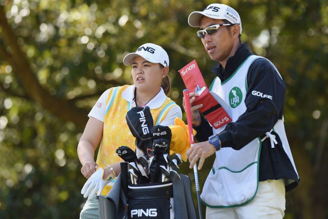 アクサレディスゴルフトーナメント in MIYAZAKI 第1日 小倉ひまわり <Photo:Matt Roberts/Getty Images>