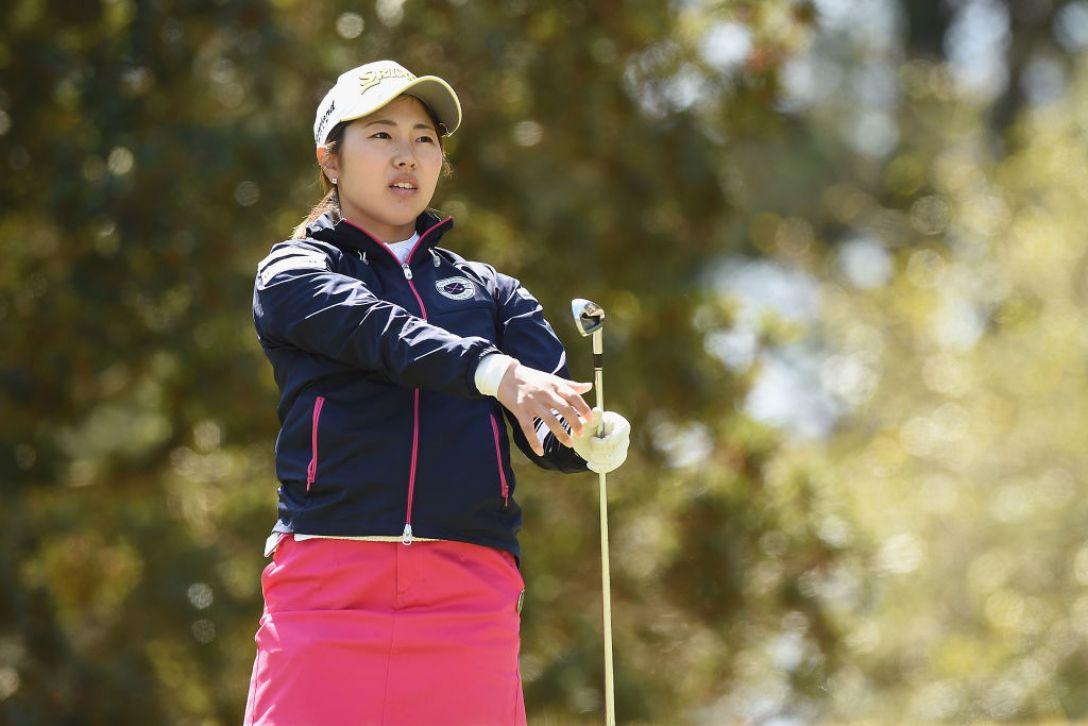 アクサレディスゴルフトーナメント in MIYAZAKI 第1日 小野祐夢 <Photo:Matt Roberts/Getty Images>