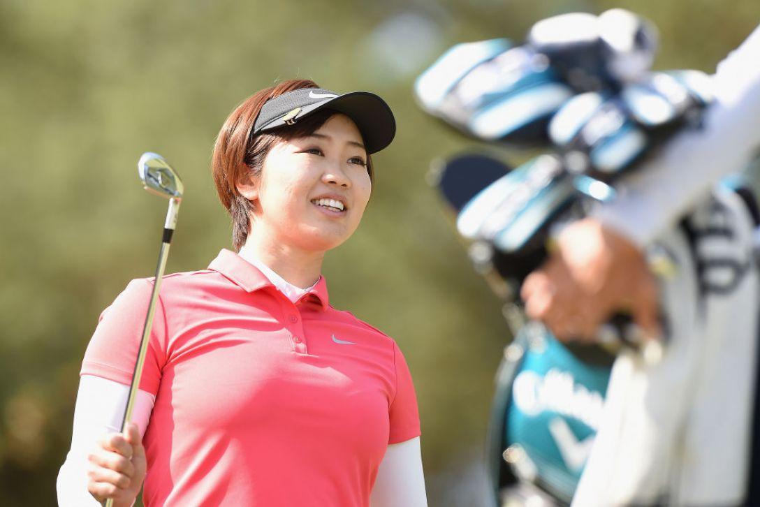 アクサレディスゴルフトーナメント in MIYAZAKI 第1日 葭葉ルミ <Photo:Matt Roberts/Getty Images>