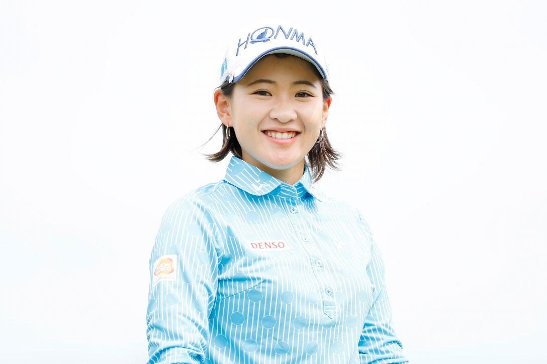サイバーエージェント レディスゴルフトーナメント 第1日 永井花奈 <Photo:Ken Ishii/Getty Images>