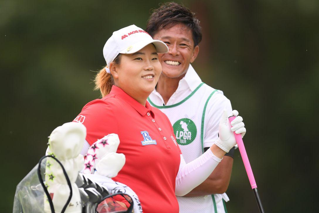 宮里藍 サントリーレディスオープンゴルフトーナメント 最終日 アンソンジュ <Photo:Atsushi Tomura/Getty Images>