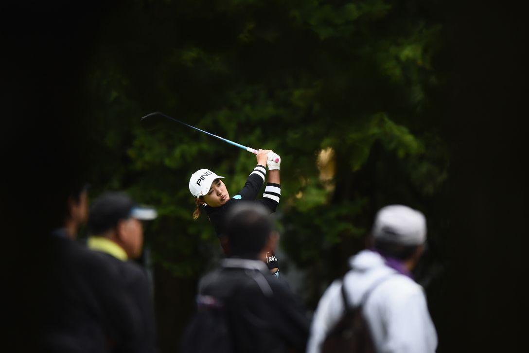 ニチレイレディス 第2日 鈴木 愛 <Photo:Matt Roberts/Getty Images>